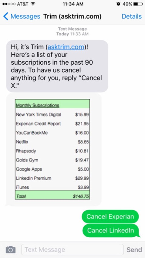 how to cancel your subscription on nextplus